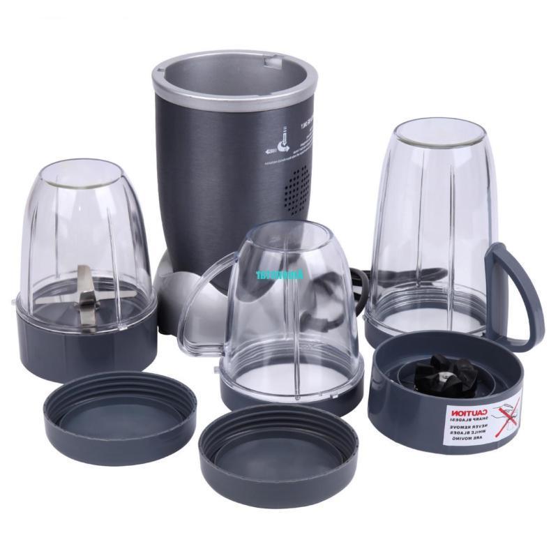 portable food blender fruit juicer processor health