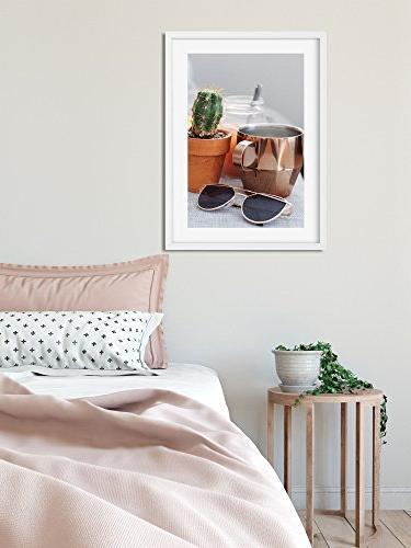 Westlake Art Wall Art Cactus Flowerpot - Modern Picture Photography Birthday - 24x36in