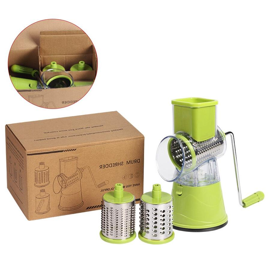 Potato Cheese Graters Chopper kitchen Roller Tool