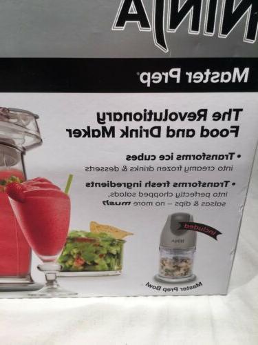 Prep Food Drink Mixer Smoothie
