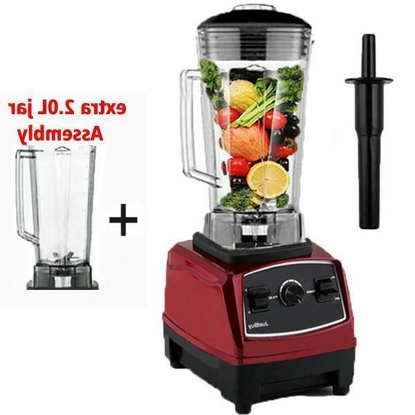 Professional Heavy Juicers 2L Food Processors