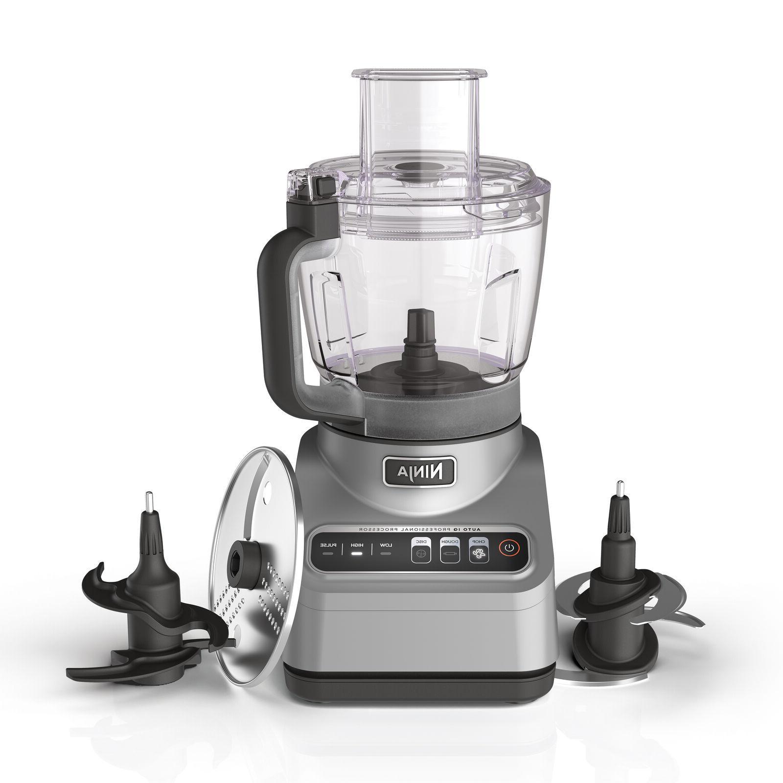 professional food processor 850 watts 9 cup
