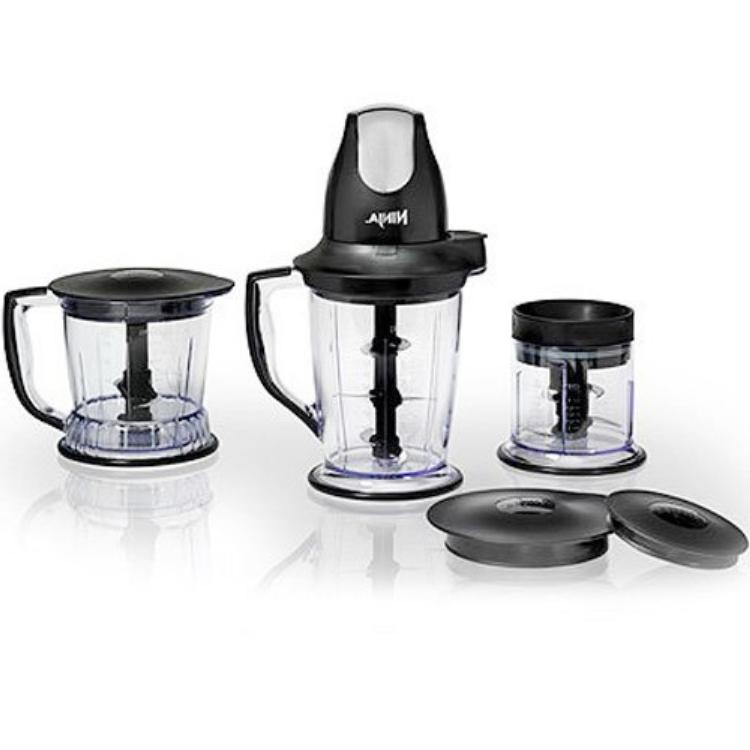 Ninja QB1004 Blender Prep Professional 40 Food Processor