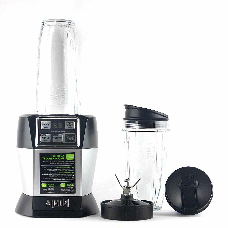 Nutri Complete Blender 1100W W/Sip & Seal Lids