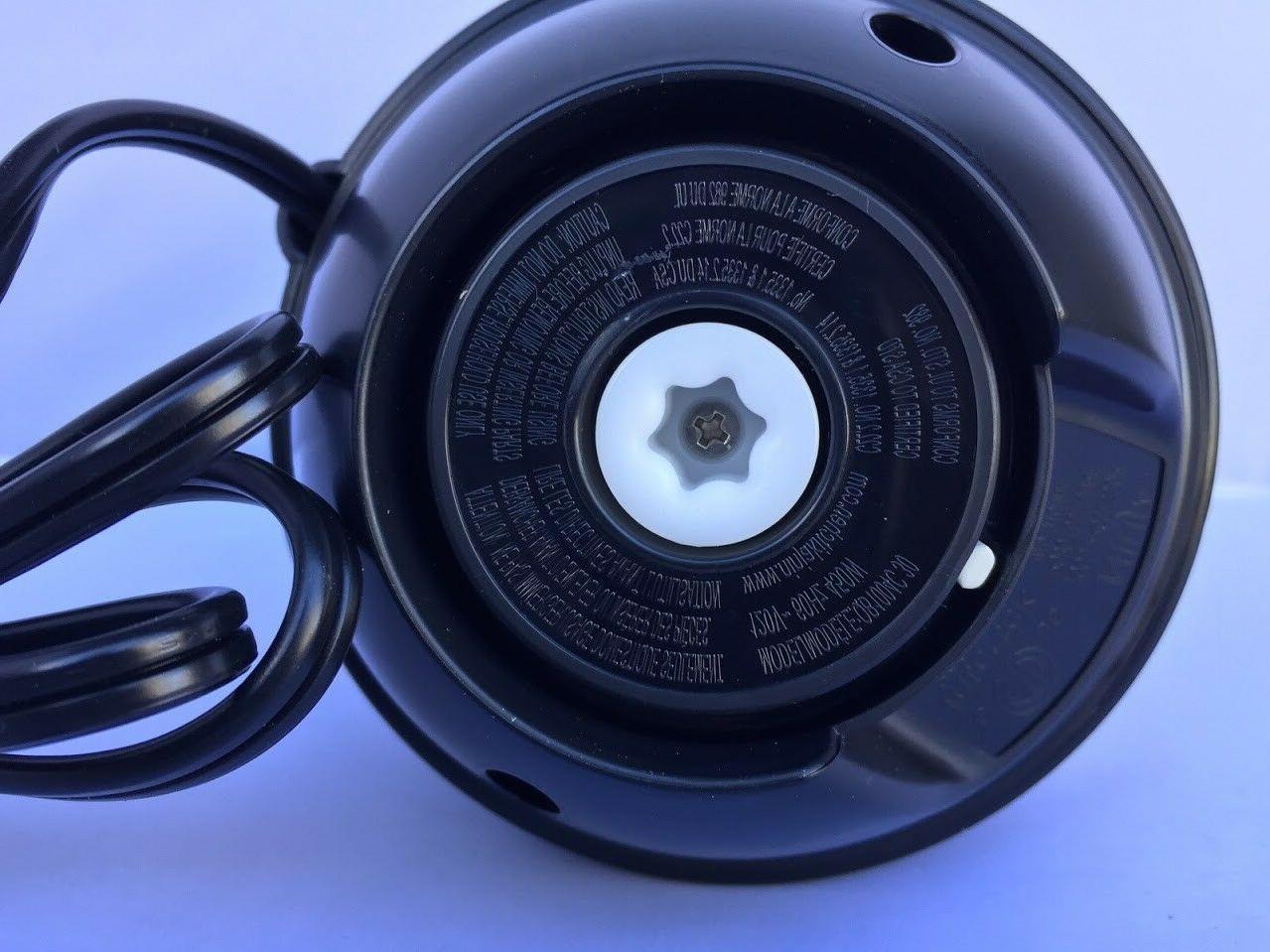 Ninja QB900 QB900W Food