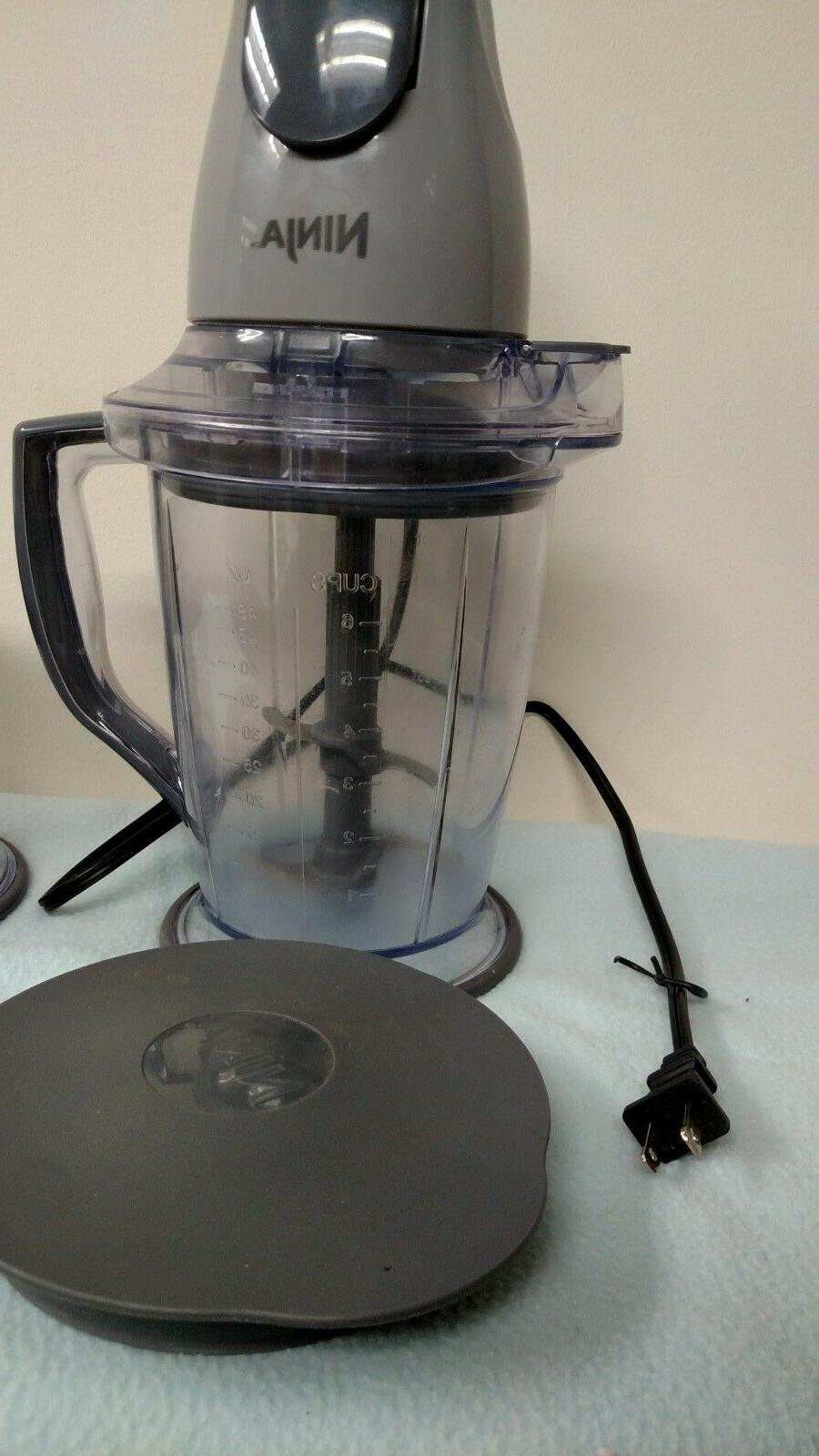 Ninja Chopper, & Food Processor