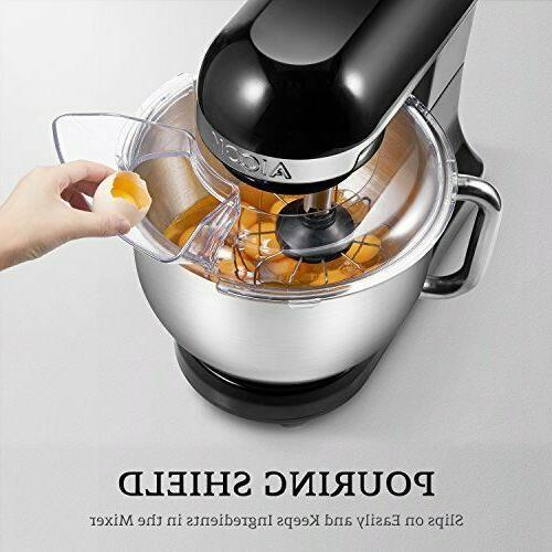 Aicok Kitchen Multifunctional 169.1oz 6 1000W Black