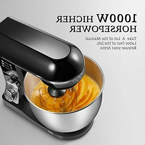 Aicok Automatic Multifunctional 6 Speed 1000W