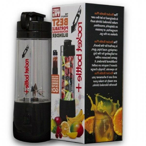 Rocket Bottle Food Blender Processor Juicer AS NEW