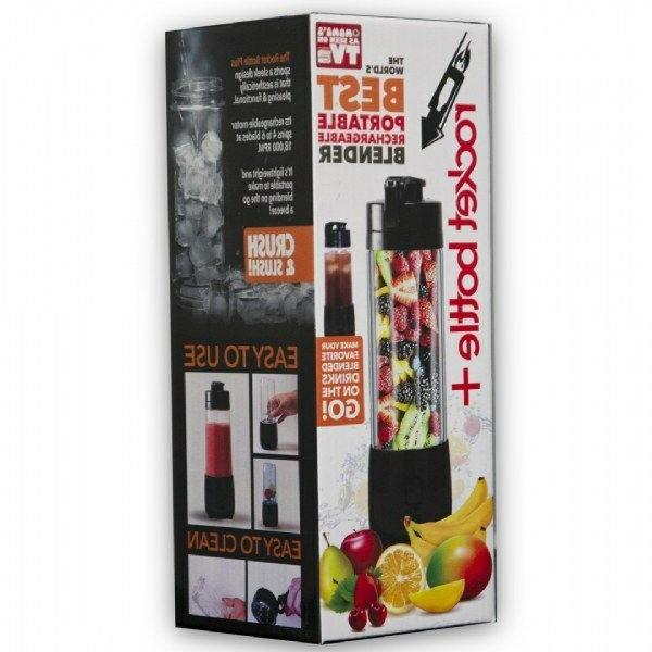 Rocket Plus Portable Food Blender AS SEEN ON NEW