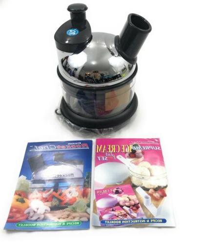 Culinare Rocket Chef Food Cream Maker