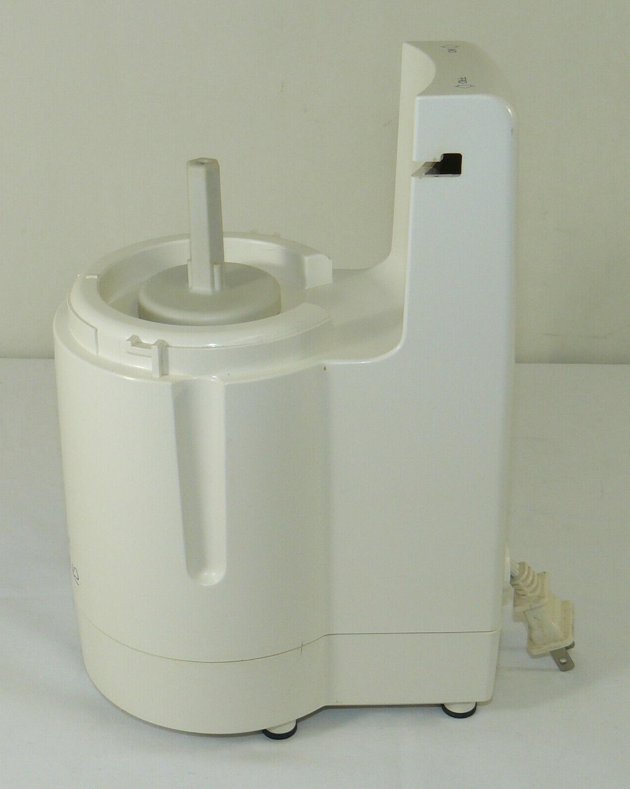 Kenmore Processor Motor