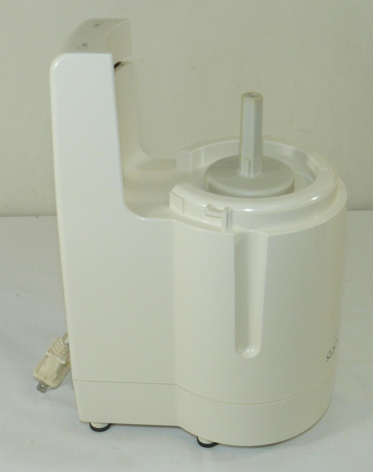 Kenmore Order Processor Model 400.69670 Motor Base