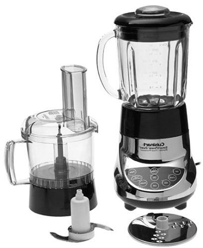 Cuisinart SmartPower Duet Blender / Processor - 3 - quart 7 - 350 -