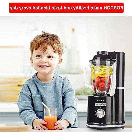 High Processor Juice Smoothie Ice One-Click Cleaning