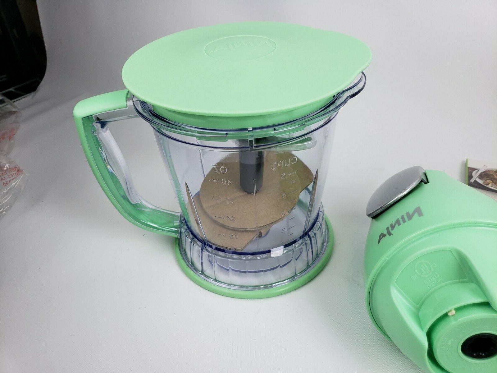 Ninja Storm Food Blender Motor Green