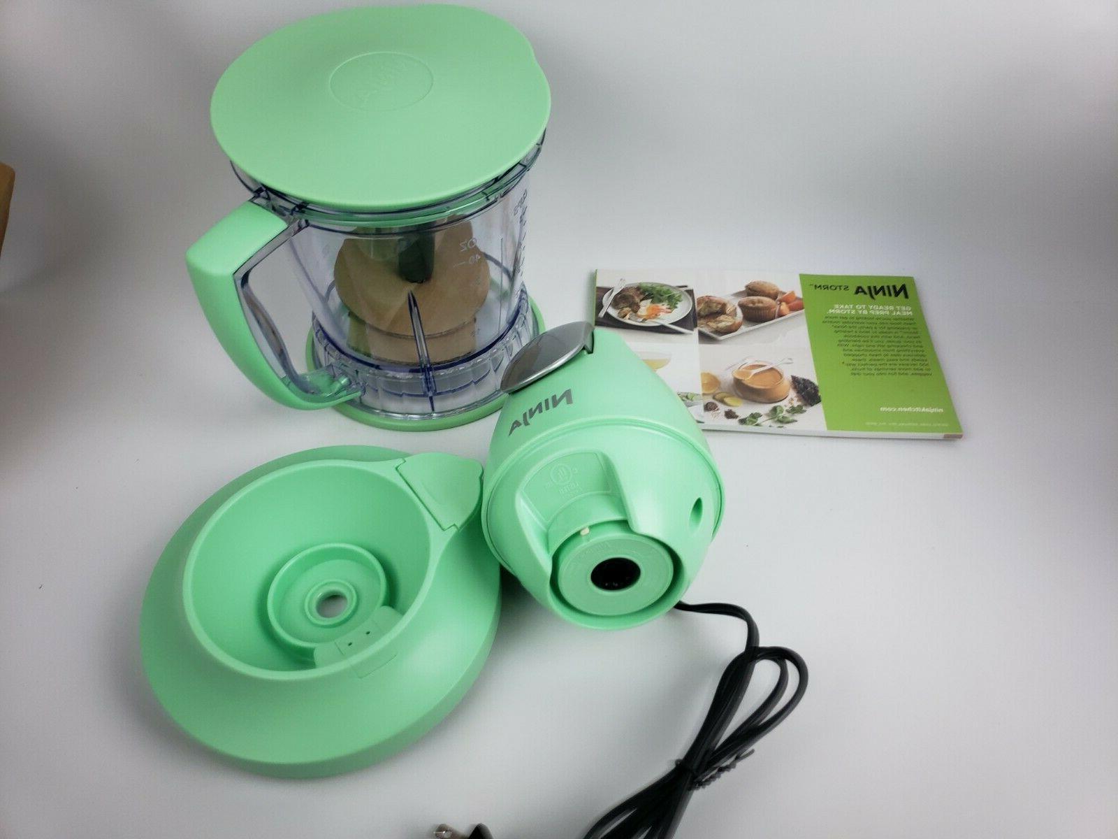 storm food processor blender model qb751q 450w