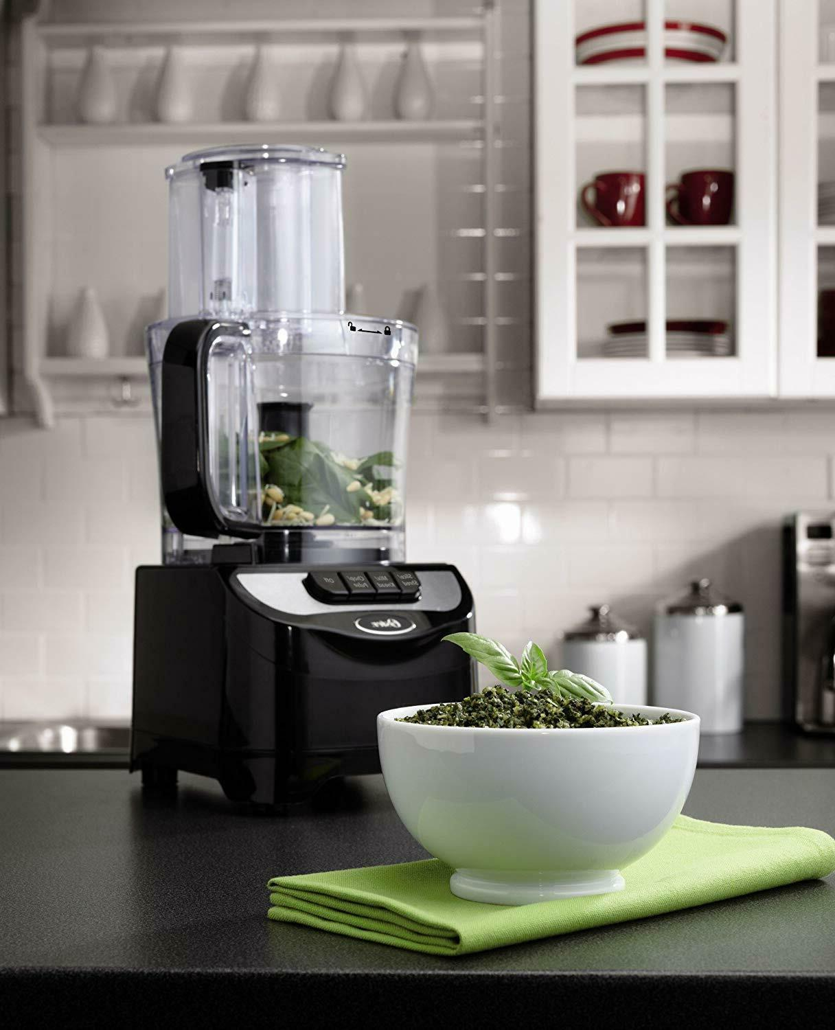Food Processor 2-Speed 500W Pulse Chop with Blade