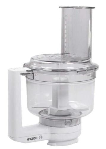 universal plus food processor attachment for mixer