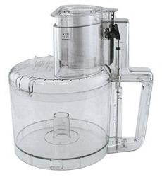 Cuisinart WBA-DLC11NT Work Bowl, Cover and Pusher Assembly.