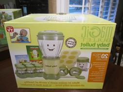 Magic Baby Bullet BBR-2001 Complete Food Blender Processor S