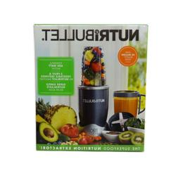 Magic Bullet NutriBullet 8-Piece High-Speed Blender/Mixer Sy