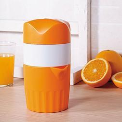 Manual Juicer, Food Grade Plastic Juicer, Lemon Lime Orange