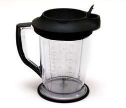 master prep blender food processor qb1004 pitcher