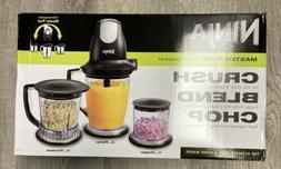 Ninja Master Prep Pro Food & Drink Mixer Model QB1004, Black