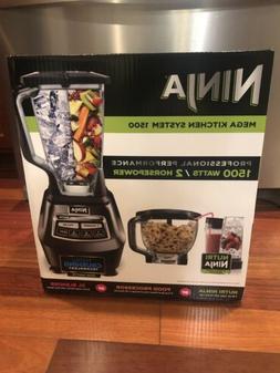 Ninja Mega Kitchen System  Blender 1500W Auto-iQ Base Food P