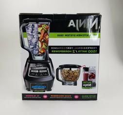 Ninja Mega Kitchen System XL 1500 Watt  Blender & Food Proce