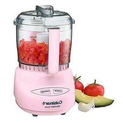 Cuisinart Mini-Prep Plus 24 Ounce Food Processor, Pink