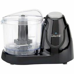 Rival Mini Chopper 1.5 Cup, Stainless Steel Blade, Brand New