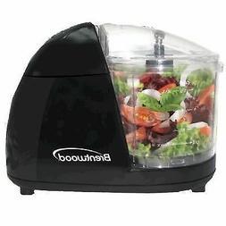 Brentwood Mini Food Chopper, Black Small Appliances