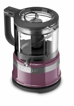 KitchenAid 3.5 Cup Mini Food Processor - Boysenberry Purple