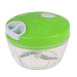 Mini Manual Food Chopper – Multifunction Household Vegetab