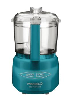 Cuisinart Mini-Prep Plus 3-Cup Food Processor AQUA! DLC-2AQW