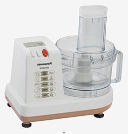 Panasonic MK-5087M 220 Volts  6-In-1 Food Processor, Medium,