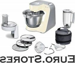 Bosch MUM58W20 CreationLine Food Processor Stainless Steel 3