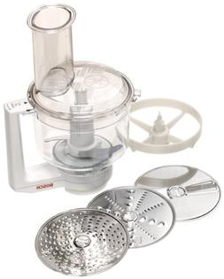 Bosch MUZ 4 MM3 Food Processor Attachment with Slicing, Shre
