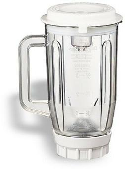 Bosch MUZ4MX2 - Blender Attachment White/Transparent