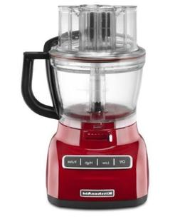 New KitchenAid 13-Cup Wide Mouth Food Processor KFP1355 Big