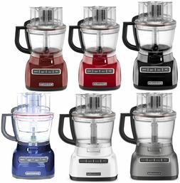 New KitchenAid 13-Cup Wide Mouth Food Processor KFP1333 Big
