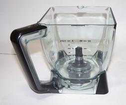 NEW Ninja 40 oz  Food Processor Bowl  _ Only for BL660W Blen