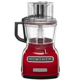 New KitchenAid 9-Cup Wide Mouth Food Processor KFP0930 Large