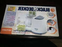 NEW Black & Decker Mini Pro Plus MFP200T Food Processor New