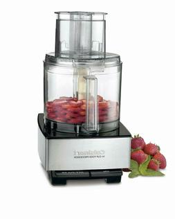 NEW Cuisinart DFP-14BCNY 14-Cup Food Processor Brushed Stain