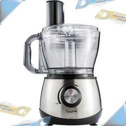 new fp 581 8 cup food processor