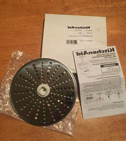 NEW KITCHEN AID Parmesan and Ice Disc for 13 Cup FOOD PROCES