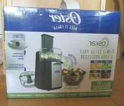NEW Oster Oskar 2-in-1 Salad Prep & Food Processor FPSTFP405